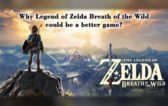 Why Legend of Zelda Breath of the Wild could be a better game?